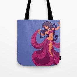 Scheherazade fab dreamlike dance Tote Bag