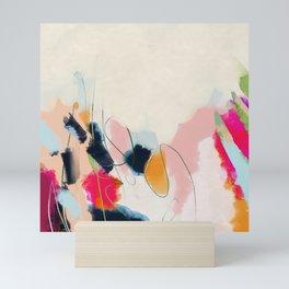 abstract art Mini Art Print