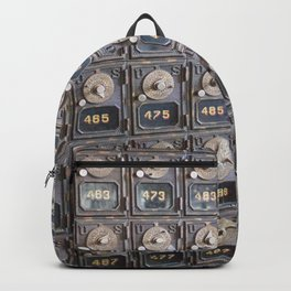 When Mail had Meaning Backpack