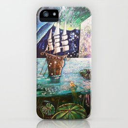 Lake Languish iPhone Case