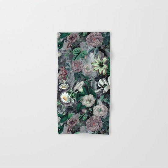 Floral Camouflage VSF016 Hand & Bath Towel