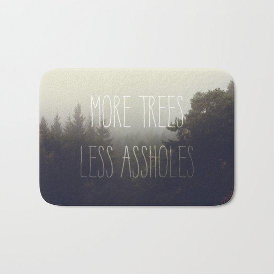 More trees please Bath Mat
