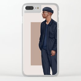 Fashion Clear iPhone Case