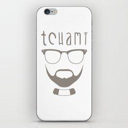Tchami iPhone Skin