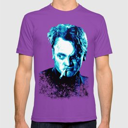 James Cagney, blue Madness. T-shirt