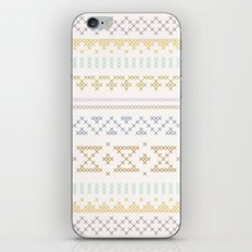 Stitched iPhone & iPod Skin
