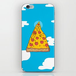 Pizza Be With You iPhone Skin
