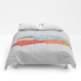Birds Fly Away Comforters