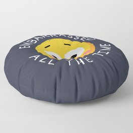 Evermortified Floor Pillow