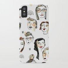 Ladies iPhone X Slim Case