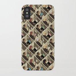 Cubicles iPhone Case