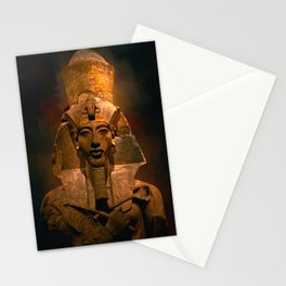 Akhenaten Stationery Cards