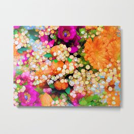 POP-Sparkles Metal Print