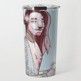 Haunted Nein - Caduceus Clay Travel Mug