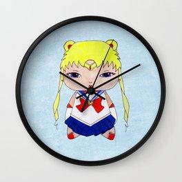 A Girl - Sailor Moon Wall Clock
