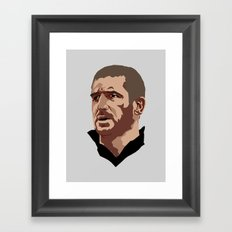 Eric Cantona Framed Art Print