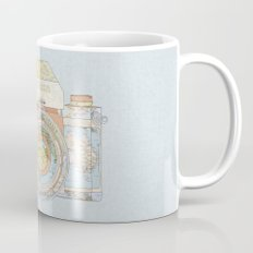 TRAVEL NIK0N Coffee Mug