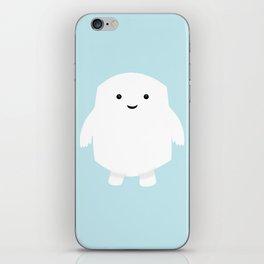 Doctor Who Adipose iPhone Skin