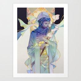 calla Art Print