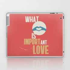 Import love Laptop & iPad Skin