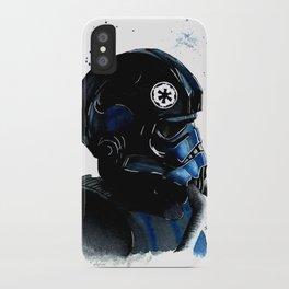 Tie pilot Empire Star Watercolor Fanart Mugs Tshirts Prints iPhone Case