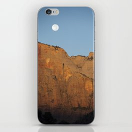 Zion Moon iPhone Skin
