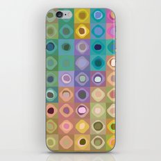 Geometric Color iPhone & iPod Skin