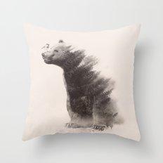 no harm Throw Pillow