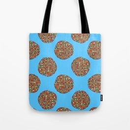 FRECKLES - BLUE Tote Bag