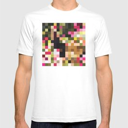 Major Pixel Key T-shirt