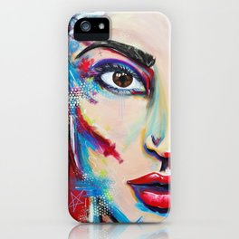 Take My Breath Away iPhone Case