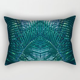 Jungle gate Rectangular Pillow