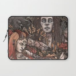 Demons In Colour Laptop Sleeve