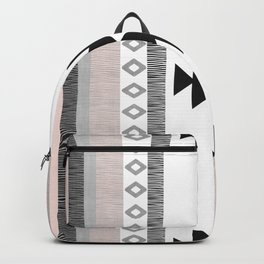 Pueblo in Pink Backpack
