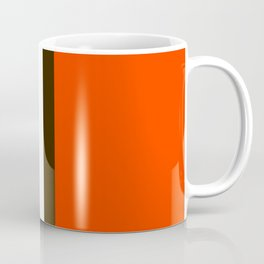 Cleveland Team Colors Coffee Mug