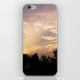 PHOTOGRAPHY / SUNSET 01 iPhone Skin