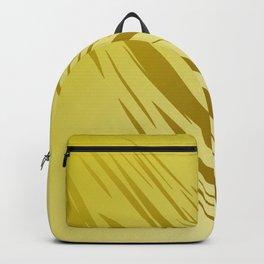 Design elements, Gold ethnic Backpack