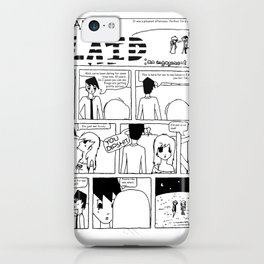 Probably Plaid: An Engagement iPhone Case