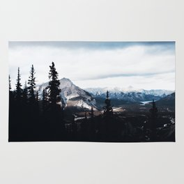 take me to the mountains Rug