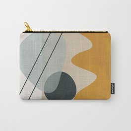 Abstract Shapes No.27 Carry-All Pouch