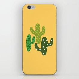 Cactus (Minimal) iPhone Skin
