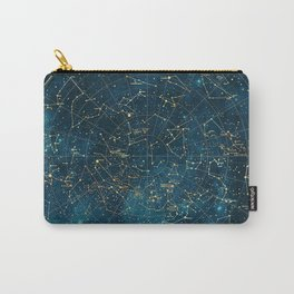 Under Constellations Carry-All Pouch