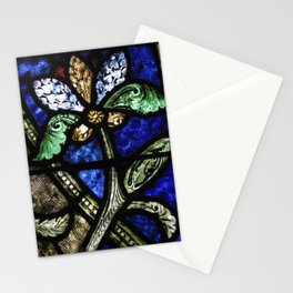 St. Denis Stained Glass 1 Stationery Cards