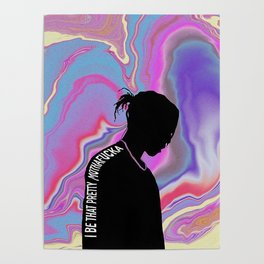 Pretty Flacko Poster