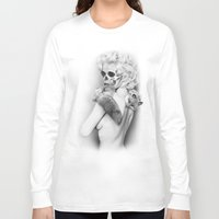 lucy Long Sleeve T-shirts featuring LUCY by ozgurozcelik