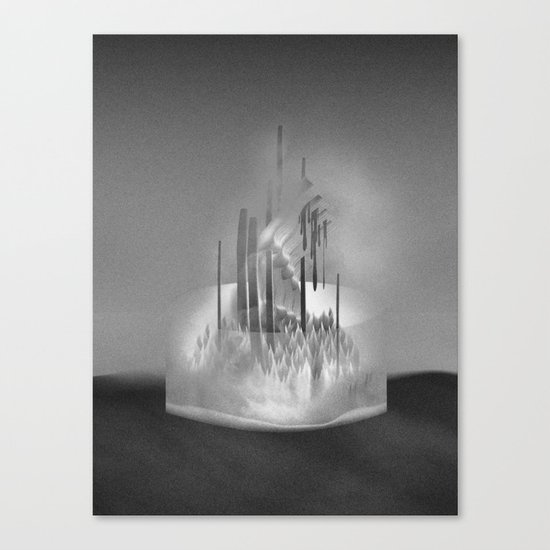Disappointments Canvas Print