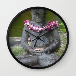 Hawaii #5 Wall Clock