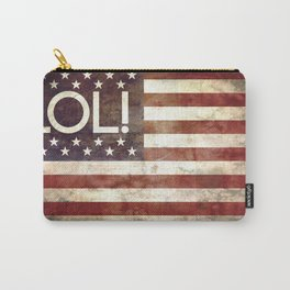 Star spangled LOL Carry-All Pouch