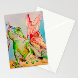 Mr.Toad Stationery Cards