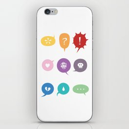 9 Comments iPhone Skin
